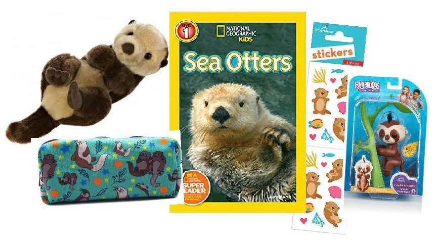 33 awesome school auction bid-on-me jars ideas. #6 is is an All About Otters jar.