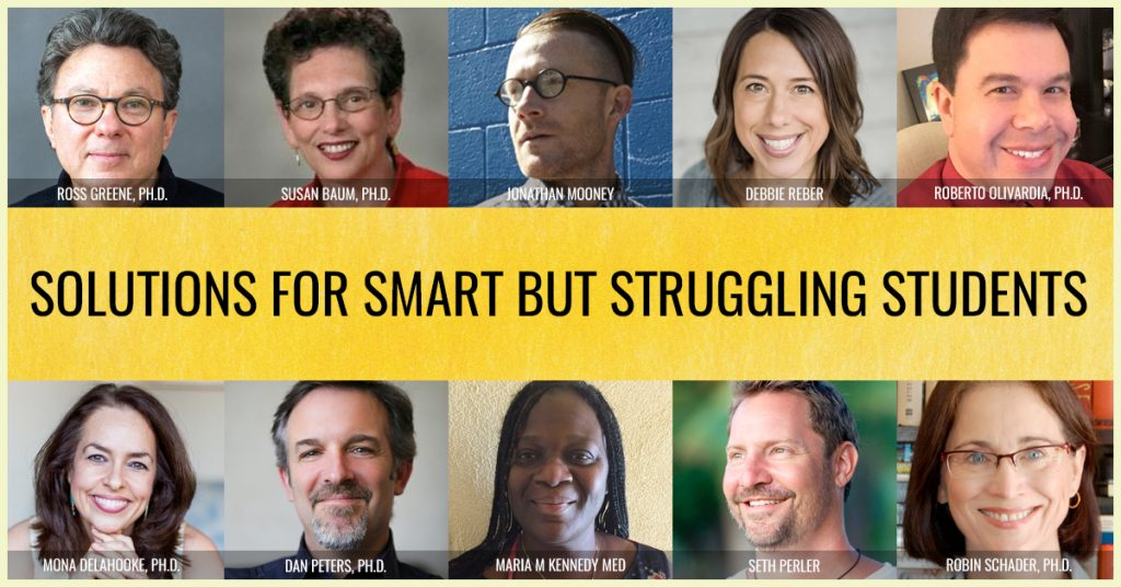 Have a smart child who struggles? Don't miss Bright & Quirky's 2019 Smart but Struggling Student series for incredible insights, tools and strategies.