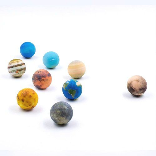 This 3D-printed, augmented-reality planetary set was built using NASA data to ensure scientific accuracy!