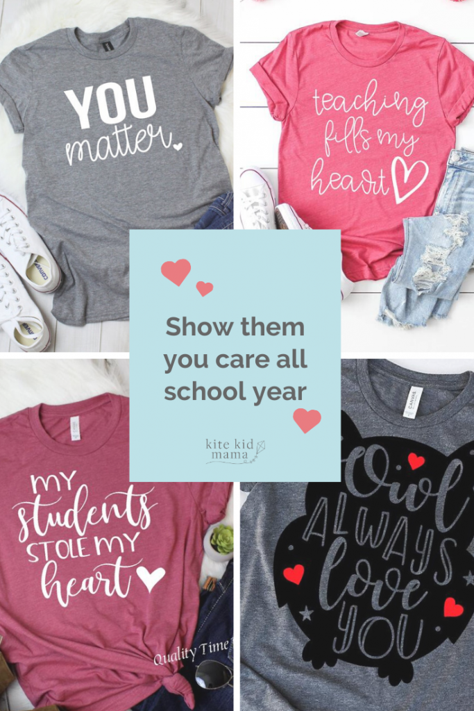 Ways to nurture students' hearts & minds on Valentine's Day