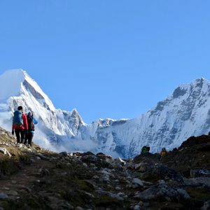 Kids can take virtual field trips to Mount Everest and other cool places! (photo by Ben Lowe   Unsplash)
