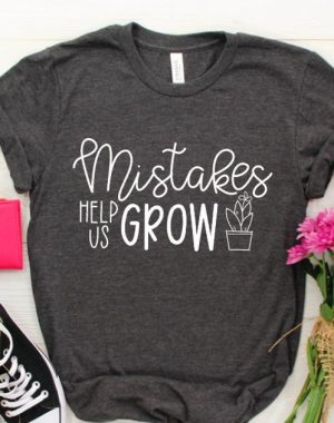 Shirts that convey love, inclusion and a growth mindset