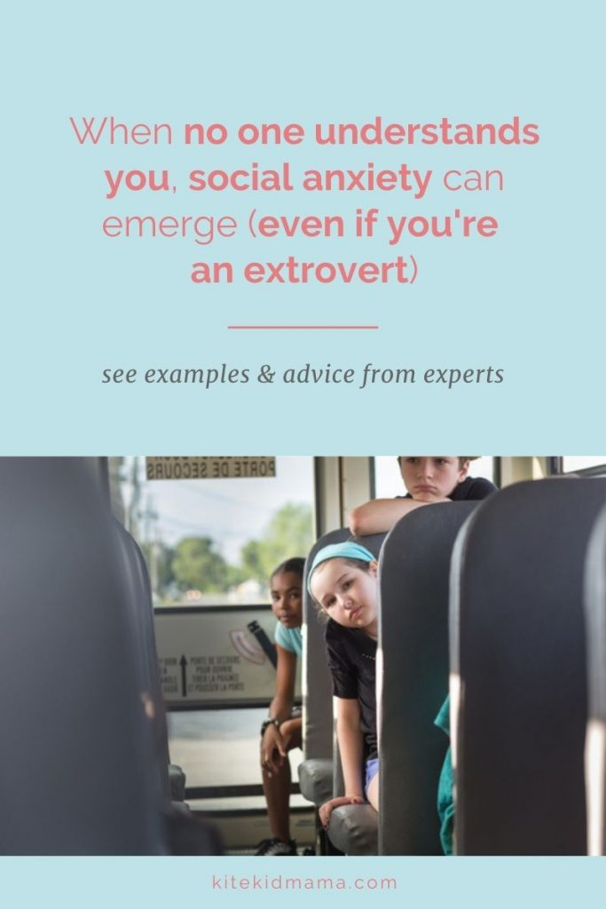 What should you do when a child craves social interaction, but it's an ongoing stressor for him? Don't start with social skills; that may increase anxiety. #socialanxiety #socialanxietydisorder #socialanxietyinextroverts